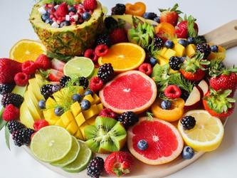 berries citrus fruits