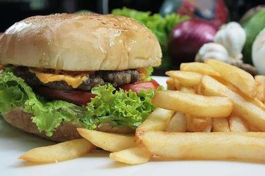 Burger Fries Not Keto