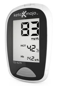 keto mojo blood meter monitor