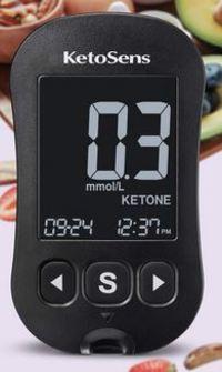 ketosens ketone meter monitor