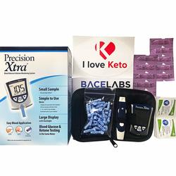 precision xtra ketone blood meter