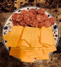 Cheese Salami