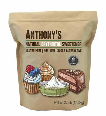 anthony's erythritol