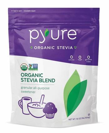pyure organic stevia blend