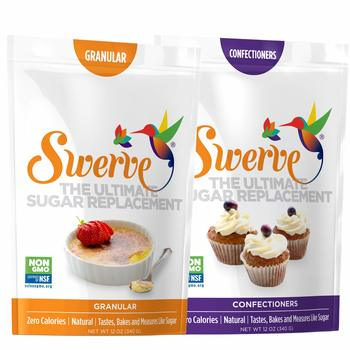 swerve sweetener double pack
