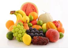 Fruits High Sugar